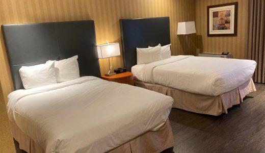 3日間のホテル隔離終了!700ドル以下で予約できたホテルの設備、食事について